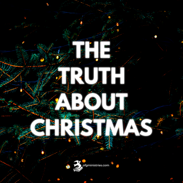 OFG The Truth About Christmas